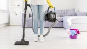 Какие обязанности у домработницы в семье