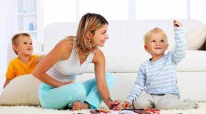 Нужна ли вашему ребенку няня?