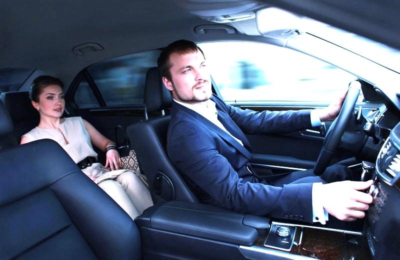 работа девушка личный водитель
