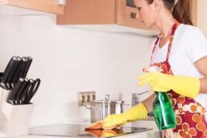 уборка дома, услуги домработницы