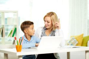 Гувернантка для школяра: особливості роботи